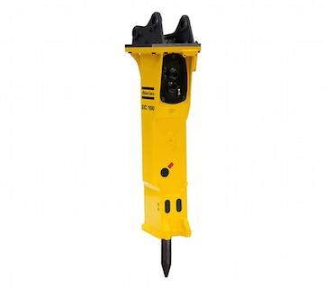 Location BRH Atlas Copco EC140T